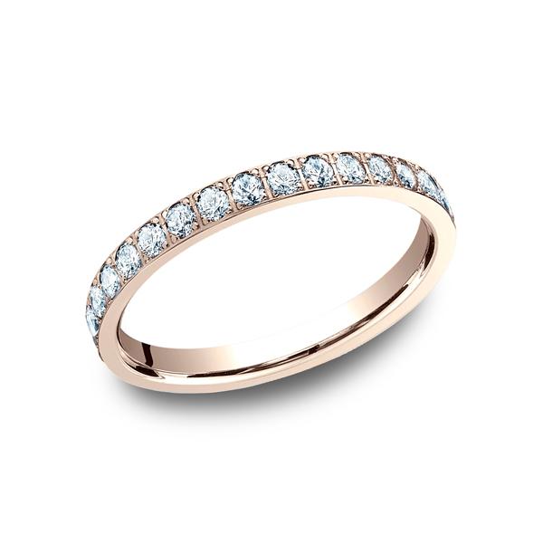 Benchmark Diamonds wedding band 522721HF14KR08.5 product image