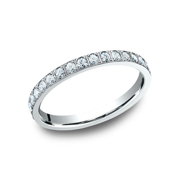 Benchmark Diamonds wedding band 522721HF18KW09.5 product image