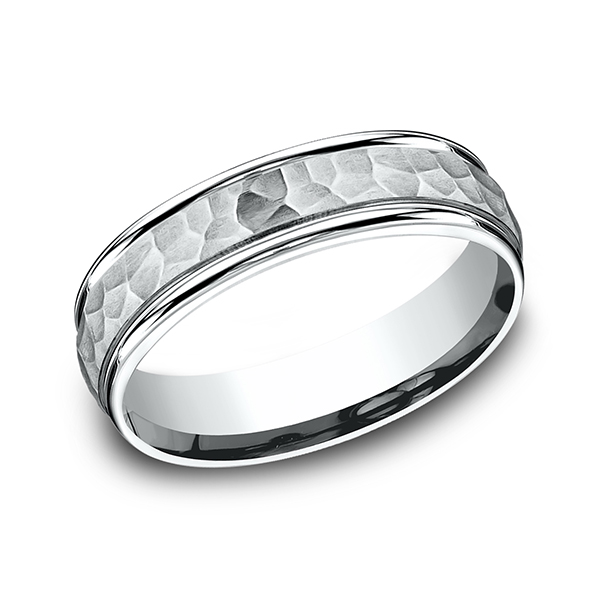 Benchmark Comfort-Fit Design Wedding Band CF15630314KW06 product image