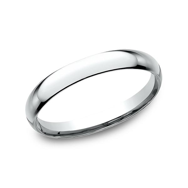 Benchmark Classic wedding band LCF125PT07.5 product image