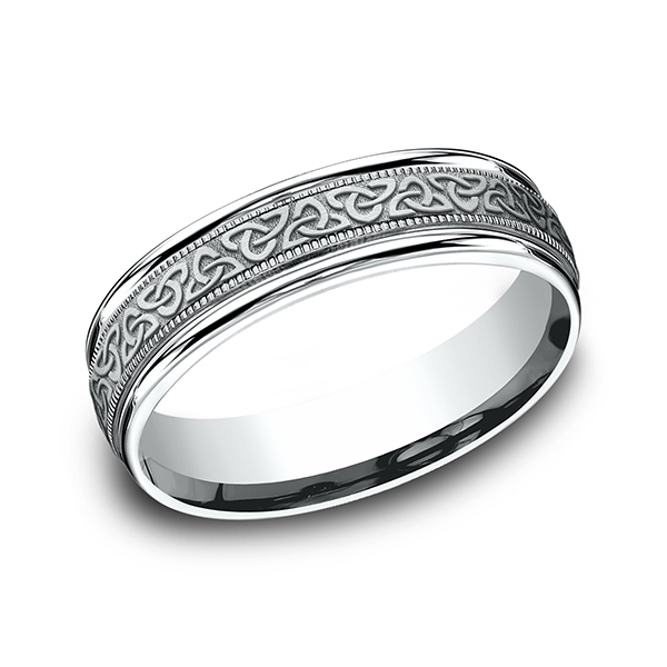 Benchmark Comfort-Fit Design Wedding Band RECF84635814KW04 product image