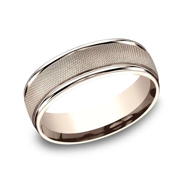 Benchmark Designs Comfort-Fit Design Wedding Ring RECF7747014KR04 product image