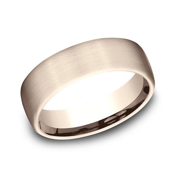 Benchmark Comfort-Fit Design Wedding Band CF71656114KR04 product image