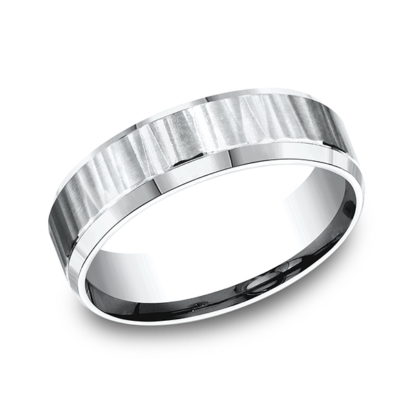 Benchmark Comfort-Fit Design Wedding Band CF6661414KW04 product image