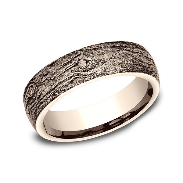 Benchmark Comfort-Fit Design Wedding Band CFBP85662814KR04 product image