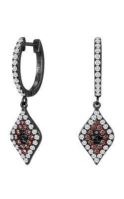 Beny Sofer Earrings Earrings SE12-154TRI product image