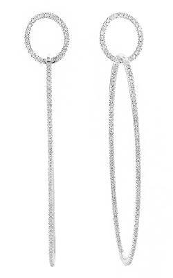 Beny Sofer Earrings SE14-122B product image
