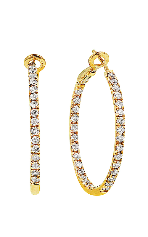 Beny Sofer Earrings SE09-98YB product image