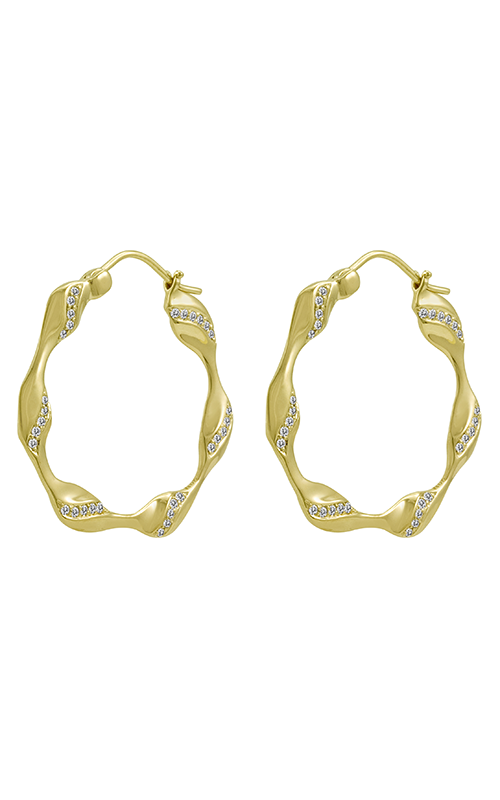 Beny Sofer Earrings Earrings SE11-140Y product image