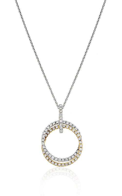Beny Sofer Necklace SP14-44R-TTB product image