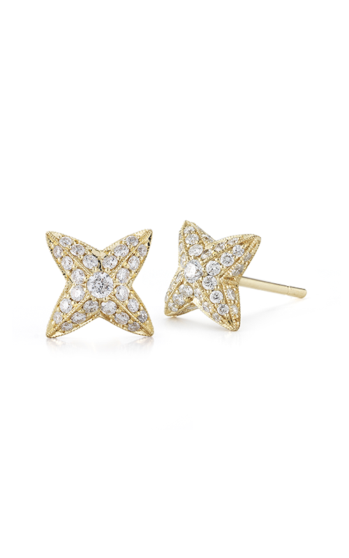 Beny Sofer Earrings Earrings ET16-56YB product image