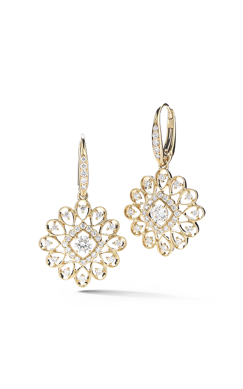 Beny Sofer Earrings Earrings SE15-124YB product image