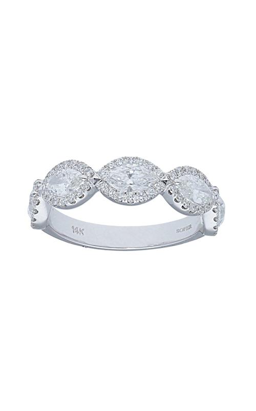 Beny Sofer Fashion ring RT17-476-1B-NO BEZ product image