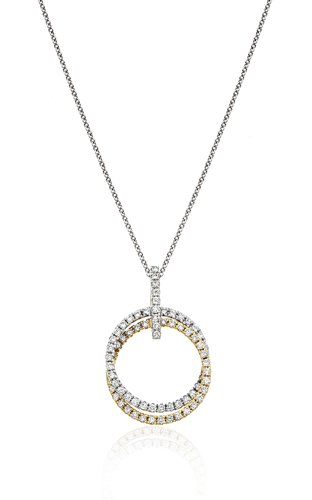 Beny Sofer Necklaces SP14-44R-TTB product image