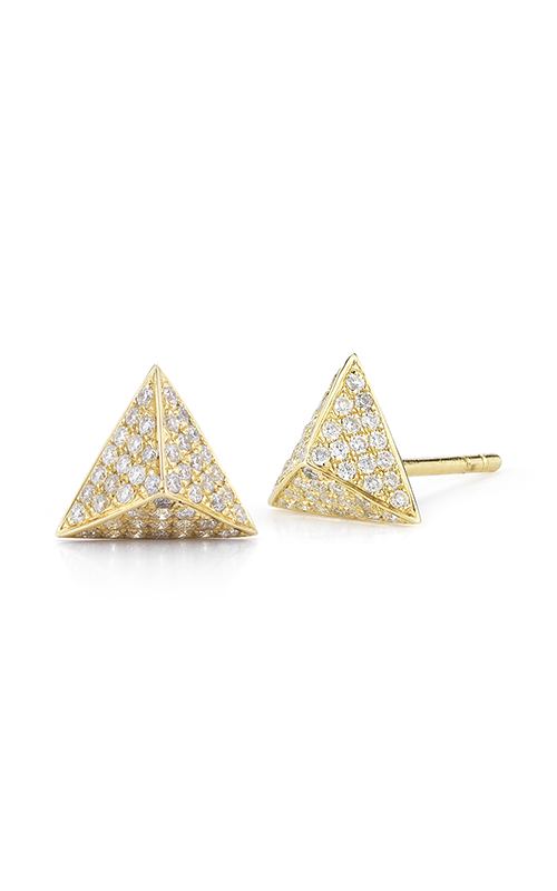 Beny Sofer Earrings Earring EO16-51-AB-YG product image