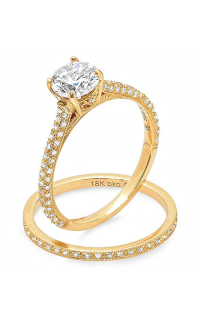 Beverley K Engagement Sets R9627C-DDCZ