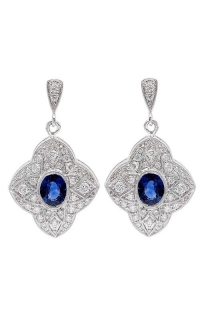 Beverley K Earrings E10213A-DS