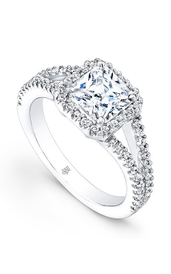 Beverley K Split Shank Engagement ring R1189A-DDCZ product image