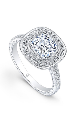 Beverley K Halo Engagement ring R9413 product image