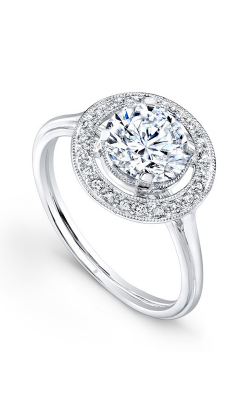 Beverley K Halo Engagement Ring R9425A-DDCZ product image