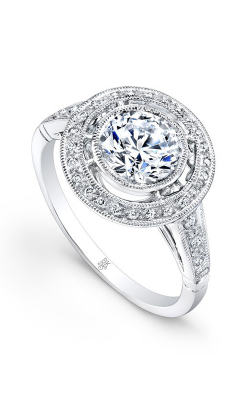 Beverley K Halo Engagement Ring R9428A-DDCZ product image