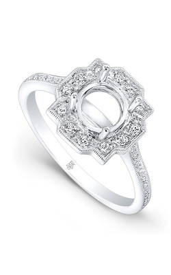 Beverley K Halo Engagement Ring R9784A-DDM product image