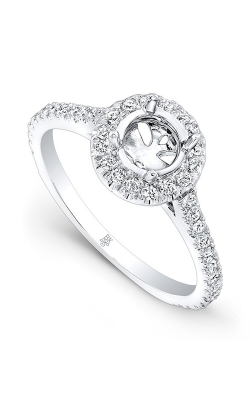 Beverley K Halo Engagement Ring R9792A-DDM product image