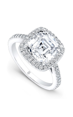 Beverley K Halo Engagement Ring R9803A-DDCZ product image