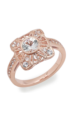 Beverley K Vintage Engagement Ring R10041A-WSWSWS product image