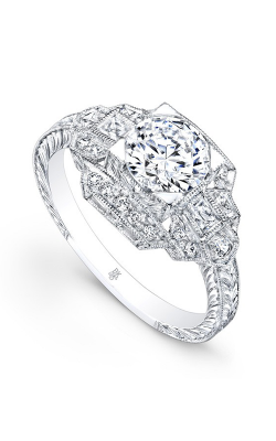 Beverley K Vintage Engagement Ring R105 product image