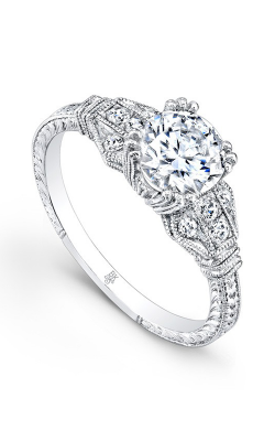 Beverley K Vintage Engagement Ring R112 product image