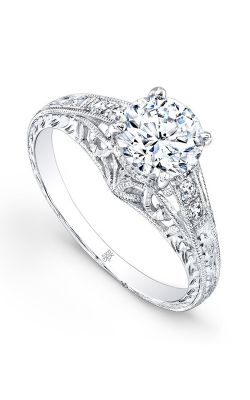 Beverley K Vintage Engagement Ring R9233 product image