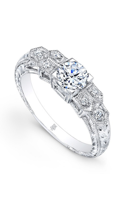 Beverley K Vintage Engagement Ring R9301 product image