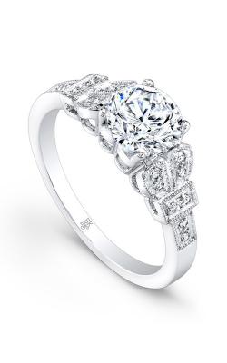 Beverley K Vintage Engagement Ring R9431 product image