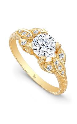 Beverley K Vintage Engagement ring R9667A-DDCZ product image