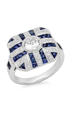 Beverley K Color Engagement Ring R10023A-DSWS product image