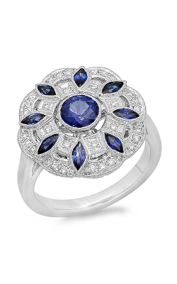 Beverley K Color Engagement ring R10026A-DS product image