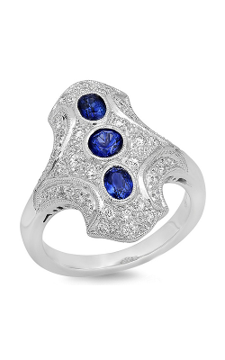 Beverley K Color Engagement Ring R10028A-DS product image