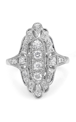 Beverley K Vintage Engagement Ring R9923 product image