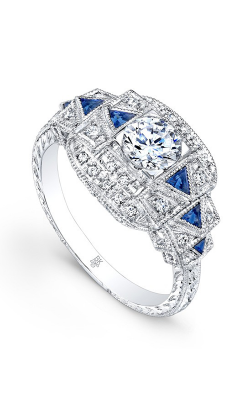 Beverley K Color Engagement ring R9276A-DSCZ product image