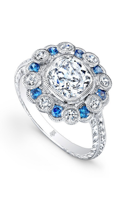 Beverley K Color engagement ring R9309A-DSWS product image