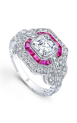 Beverley K Color Engagement Ring R9331A-DRCZ product image