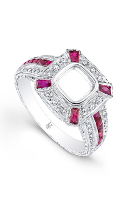 Beverley K Color engagement ring R9466A-DRM product image