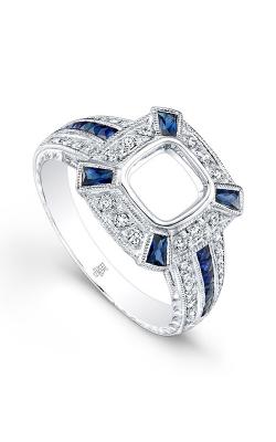 Beverley K Color Engagement ring R9466A-DSM product image