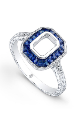 Beverley K Color Engagement ring R9472A-DSM product image