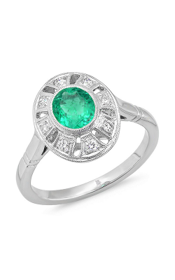 Beverley K Color Engagement ring R9928A-DEM product image
