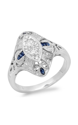 Beverley K Color Engagement ring R9941A-DSD product image