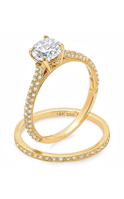 Beverley K Engagement Sets Engagement Ring R9627C-DDCZ product image