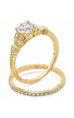 Beverley K Engagement Sets Engagement ring R9628C-DDCZ product image