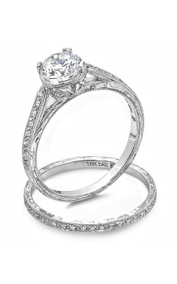 Beverley K Engagement Sets Engagement Ring R9635C-DDCZ product image
